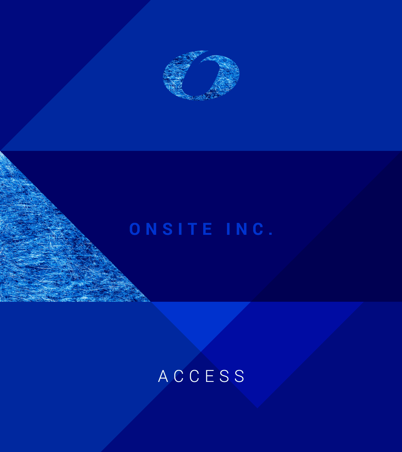ONSITE INC. ACCESS