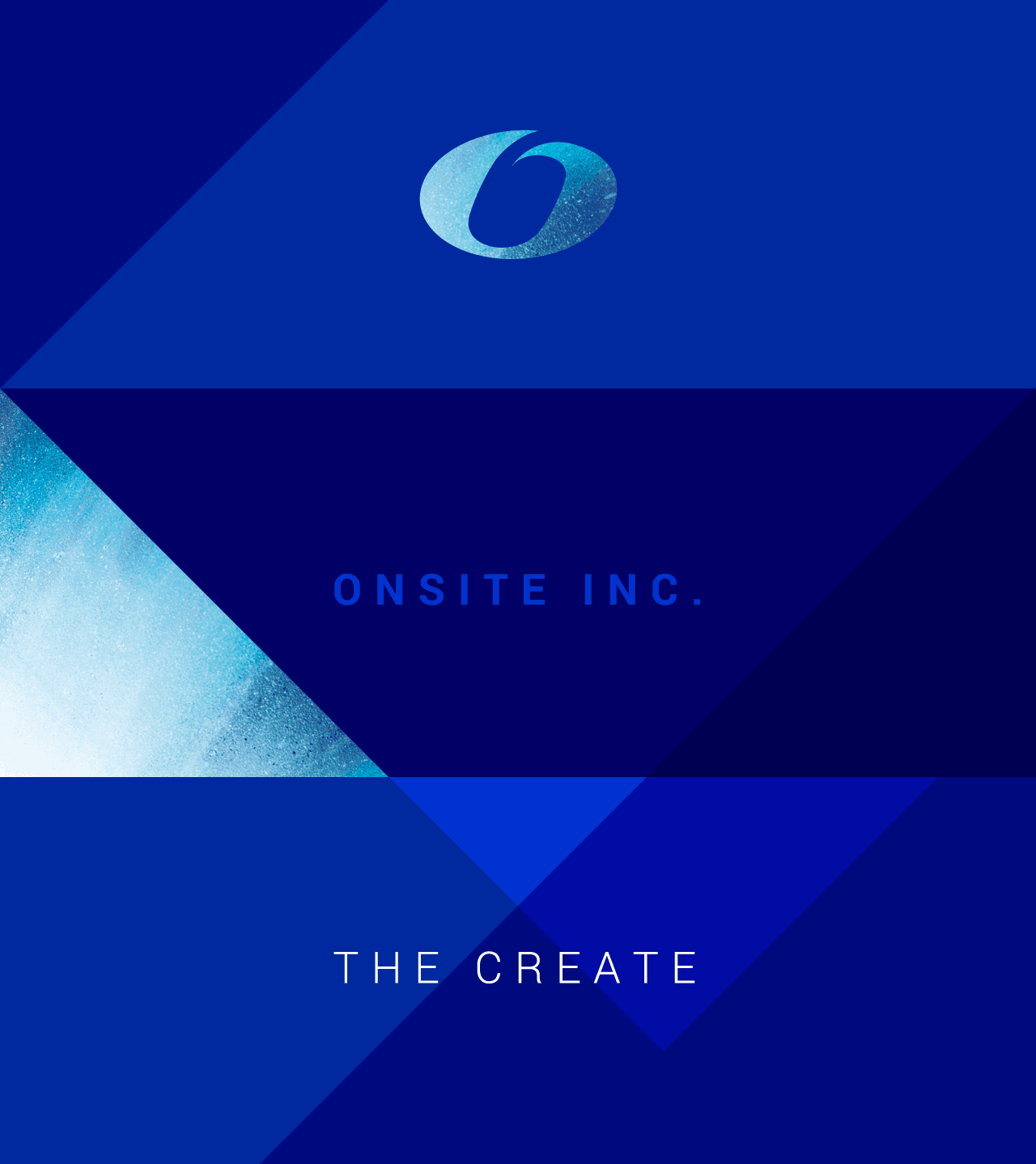 ONSITE INC. THE CREATE